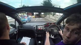 Download Mock Driving Test with Luke Harvey in Derby With Go2 Driving School Video