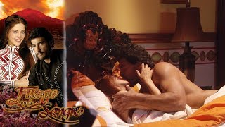 Download Juan entra a escondidas al cuarto de Sofía | Fuego en la sangre - Televisa Video