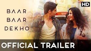 Download Baar Baar Dekho - Trailer Video