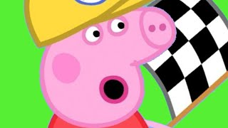 Download Peppa Pig Official Channel | Car Race Time With Peppa Pig! Video