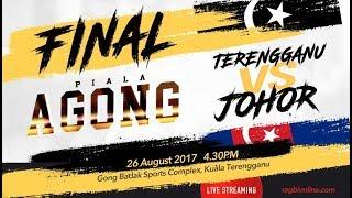 Download PIALA AGONG (2017) | FINAL | TERENGGANU VS JOHOR Video
