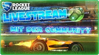 Download Rocket League 🔴 Ein bisschen rumfahren und Wetten setzen! - PC Livestream Video