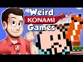 Download Weird Konami Games - AntDude Video