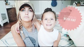 Download WORKOUT TUTORIAL w/ HAY   Paige Danielle Video