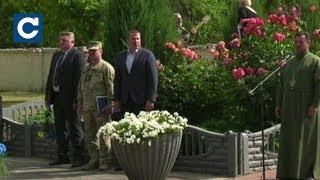 Download У Мелітополі вшановують загиблих у авіакатастрофі ІЛ-76 Video