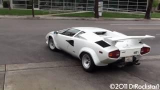 Download Lamborghini Countach Great Sound! Video