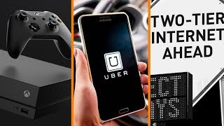 Download Xbox's Big Comeback + Uber Uses Hackers to Cover Up Hack + PANIC ABOUT NET NEUTRALITY NOW - The Know Video