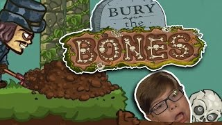 Download BURY THE BONES!! | Free Online Games for Kids | Halloween 2016 Video