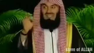Download ONE sentence made all christian students quiet - mufti menk funny story Video