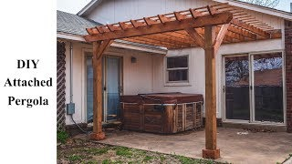 Download DIY Attached Pergola | Build It Better | EP. 02 Video