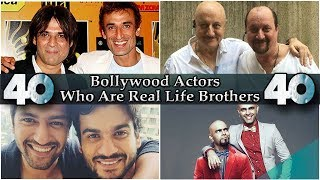 Download Bollywood Actor Brother Pairs - 40 Bollywood Actors Who Are Real Life Brothers. Video
