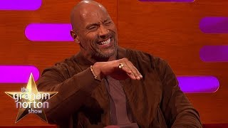 Download Dwayne Johnson Nails It With The Rap From 'Moana' | The Graham Norton Show Video