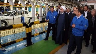 Download Iran's post-sanction economy doing well one year after nuclear deal Video