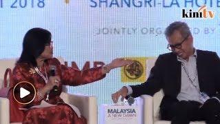 Download Rafidah beri kata-kata pedas pada pemimpin HARAPAN Video