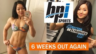 Download Pre Workout Thoughts & BPI Sports - Bodybuilding 6 Weeks Out AGAIN! (EAT Not Diet – Mimi Bonny) Video