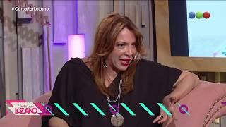 Download Lizy Tagliani en el diván de Vero - Cortá por Lozano 2019 Video