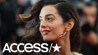 Download Amal Clooney Gives A Rare Glimpse Into Her Very Private Life | Access Video