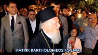 Download PATRİK BARTHOLOMEOS FOÇA'DA Video