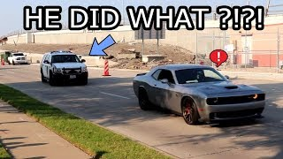 Download COPS CRASH CARS & COFFEE DALLAS AUGUST ( CARS DGAF!! ) Video