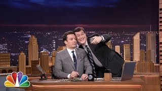 Download Jimmy's $100 Tonight Show Bet Video