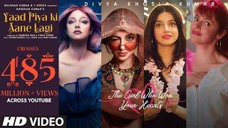 Download Yaad Piya Ki Aane Lagi | Divya Khosla Kumar |Neha K,Tanishk B,Jaani, Faisu, Radhika&Vinay |Bhushan K Video