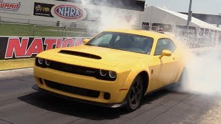 Download 2018 Dodge Challenger SRT Demon: Start Up, Road Test & In Depth Review Video