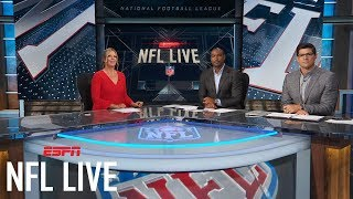 Download NFL Live Predicts Every NFL Week 1 Game   ESPN Video