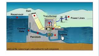 Download Components of Hydropower Plants Video