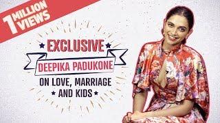 Download Deepika Padukone REVEALS all about life with Ranveer Singh after marriage | Deepveer| Pinkvilla Video