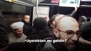 Download Metrobüste yaşanan en seviyeli tartışma bu olabilir Video