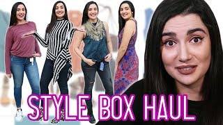 Download I Tried 4 Different Personalized Style Boxes Video