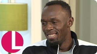 Download Usain Bolt Was Star Struck Meeting Beyoncé and Talks Retiring | Lorraine Video