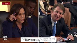 Download Key moments from Brett Kavanaugh's confirmation hearing in less than 15 mins Video
