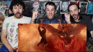 Download THOR: RAGNAROK Official TRAILER REACTION & REVIEW!!! Video