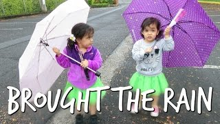 Download SORRY WE BROUGHT THE RAIN! - April 30, 2017 - ItsJudysLife Vlogs Video