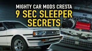 Download Mighty Car Mods Cresta: Secrets of a 9-sec Sleeper - Technically Speaking Video