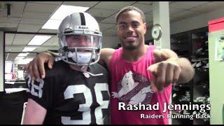 Download A Rare Glimpse Inside the Raiders Equipment Room Video
