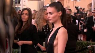 Download Rooney Mara & Kate Mara SAG Awards Arrivals 2016 Video