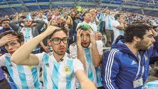 Download Argentina 0 Croacia 3 | 2018 Mundial | Reacciones de Amigos Video