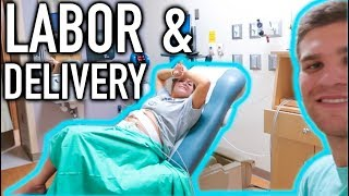 Download MY WATER BROKE IN HIS TRUCK.. LABOR & DELIVERY PART 1 | Casey Holmes Vlogs Video