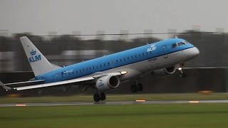 Download STORM!! SCHIPHOL, ROCKING APPROACHES AND GO AROUNDS Video
