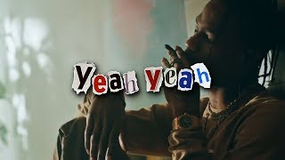 Download Travis Scott - Yeah Yeah ft. Young Thug Video