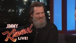 Download Jim Carrey Reveals He Got Mites from Birds Video