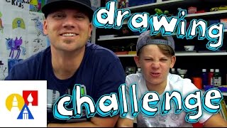 Download One Line Drawing Challenge Video