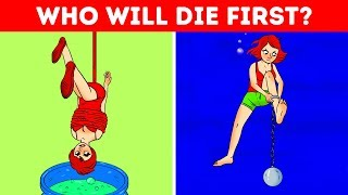Download Strong Brains Will Crack These 13 Riddles in Less Than 7 Seconds Video