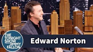 Download Edward Norton Saved Leonardo DiCaprio's Life Video