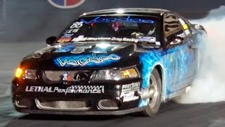 Download TURBO Mustang Cobra SHATTERS 1/4 Mile RECORD! Video