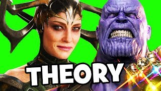 Download AVENGERS INFINITY WAR Theory: How Hela Will Return after Thor Ragnarok Video
