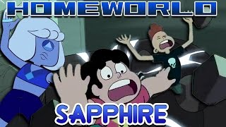 Download HOMEWORLD SAPPHIRE vs Steven & Lars [Steven Universe: Wanted Theory] Crystal Clear Video