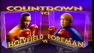 Download Countdown to Holyfield-Foreman, ENTIRE HBO PROGRAM Video